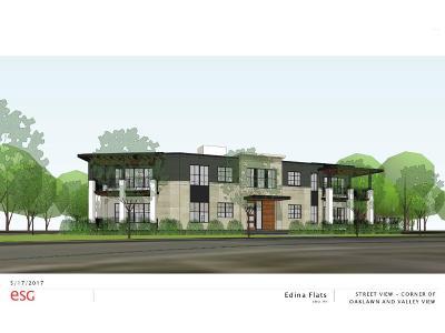 Edina Condo/Townhouse For Sale: 4404 Valley View Avenue