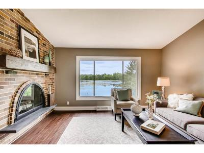 Lakeville Single Family Home For Sale: 9805 Oak Shore Drive
