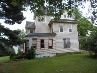 Durand Single Family Home For Sale: 719 W Madison Street