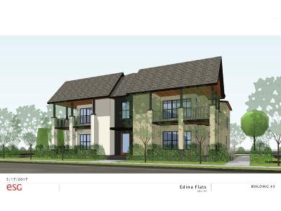 Edina Condo/Townhouse For Sale: Xxyy Kellogg Avenue