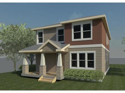 Minneapolis Single Family Home For Sale: 55 46th Avenue S