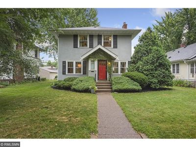 Minneapolis Single Family Home For Sale: 5341 Dupont Avenue S