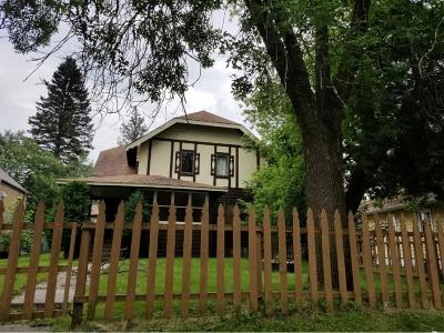 Cloquet Single Family Home For Sale: 1312 Carlton Avenue