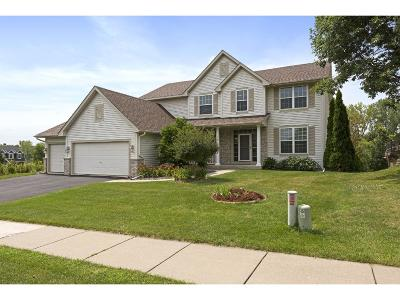 Maple Grove Single Family Home For Sale: 6601 Garland Lane North