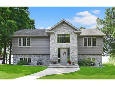 McGregor Single Family Home For Sale: 19803 529th Lane
