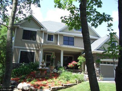 Hugo Single Family Home For Sale: 12776 N Ethan Avenue N