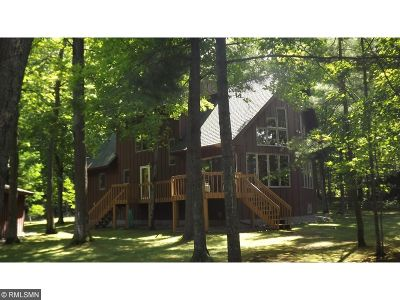 Deerwood Single Family Home For Sale: 15112 Hunt Road