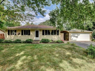 Bloomington MN Single Family Home Contingent: $220,000