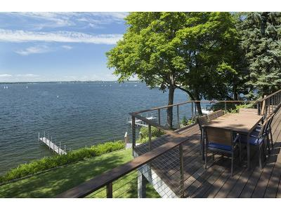 Deephaven MN Single Family Home For Sale: $2,995,000
