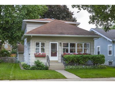 Minneapolis Single Family Home For Sale: 5145 Washburn Avenue S