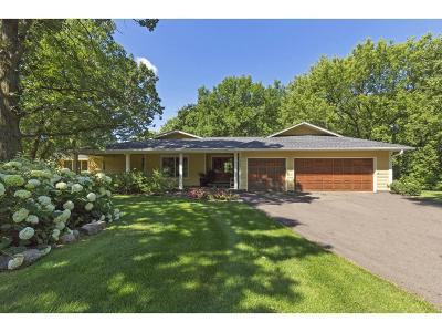 Edina Single Family Home For Sale: 7420 Shannon Circle