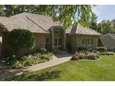 Edina MN Single Family Home For Sale: $869,000