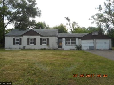 Bloomington MN Single Family Home For Sale: $145,000