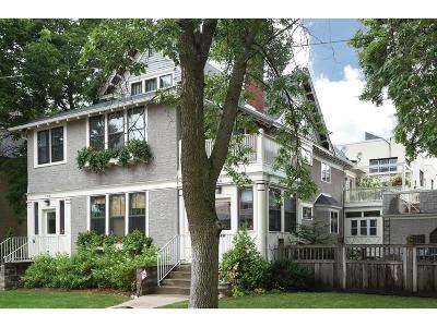 Minneapolis Condo/Townhouse For Sale: 1516 W 24th Street