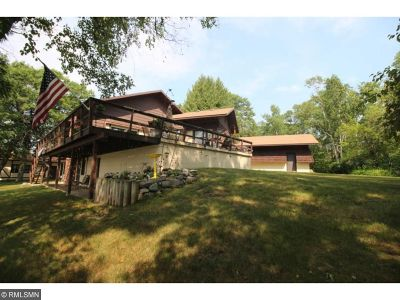 Nisswa Single Family Home For Sale: 4423 Teal Trail