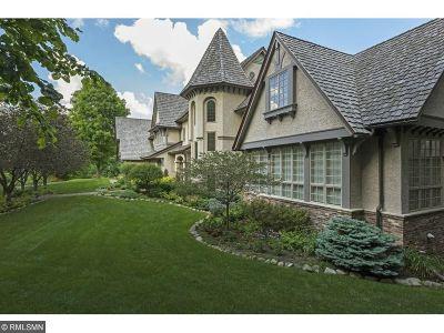 Medina MN Single Family Home For Sale: $2,395,000