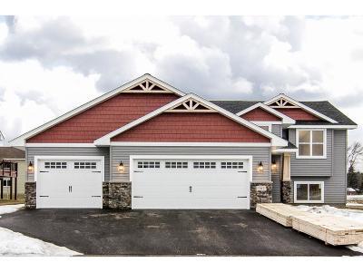 Hudson Single Family Home For Sale: 1 Baer Drive