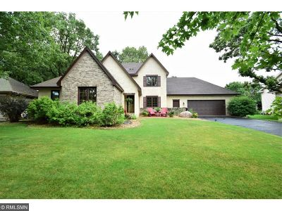 Andover Single Family Home For Sale: 1536 149th Lane NW