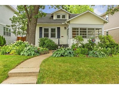 Minneapolis Single Family Home For Sale: 5109 Xerxes Avenue S