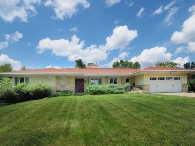 Golden Valley Single Family Home For Sale: 4400 Tyrol Crest