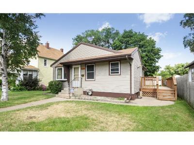 Minneapolis Single Family Home For Sale: 4021 4th Avenue