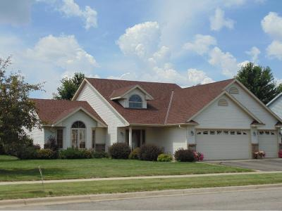 Single Family Home For Sale: 1001 Garden Brook Drive