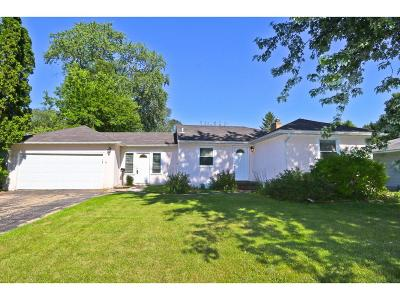 Bloomington Single Family Home For Sale: 8429 1st Avenue S