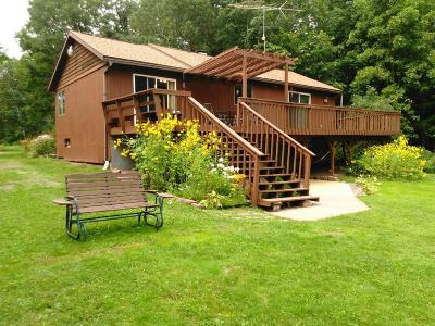Chisago County, Isanti County, Pine County, Kanabec County Single Family Home For Sale: 89726 Shady Oak Lane