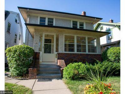 Saint Paul Single Family Home For Sale: 1374 Osceola Avenue