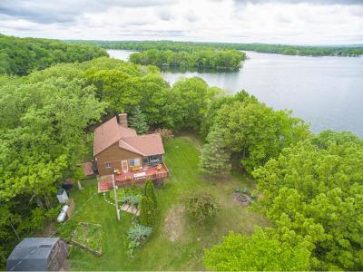 Stearns County Single Family Home For Sale: 19116 Edgeview Road