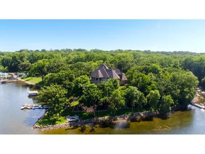 Eden Prairie MN Single Family Home For Sale: $4,200,000
