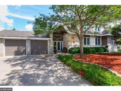 Edina Single Family Home For Sale: 6433 Ryan Avenue