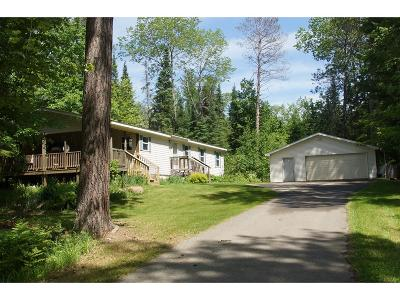 Outing Single Family Home For Sale: 5604 Fehrs Drive NE