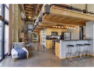 Saint Paul Condo/Townhouse For Sale: 406 Wacouta Street #108