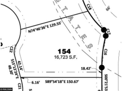 River Falls Residential Lots & Land For Sale: 2176 Spring Creek