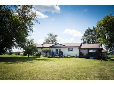 Long Prairie Single Family Home For Sale: 21647 175th Avenue