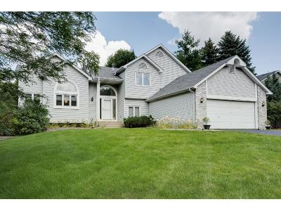 Eagan Single Family Home For Sale: 533 77th Street W