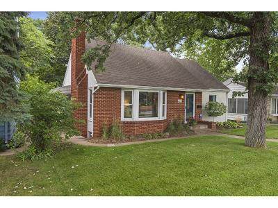 Robbinsdale Single Family Home Sold: 4231 Drew Avenue N