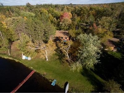 Brainerd Single Family Home For Sale: 6850 Ojibwa Road