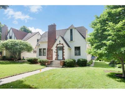 Saint Paul Single Family Home For Sale: 2128 Juno Avenue