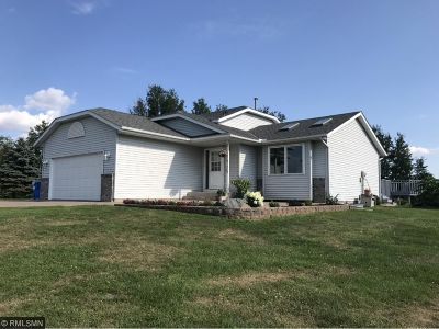 Isanti Single Family Home For Sale: 31785 Lakeway Drive NE