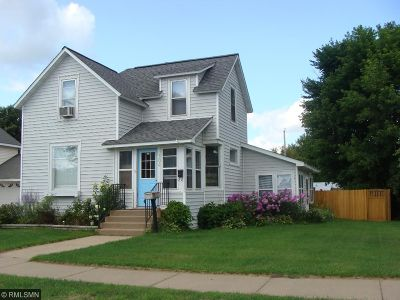 Aitkin Single Family Home For Sale: 304 4th Street NW