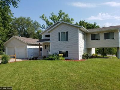 Sauk Rapids Single Family Home For Sale: 100 9th Avenue N