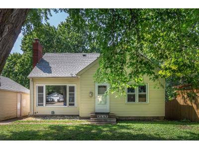 Saint Paul Single Family Home For Sale: 1341 Winchell Street