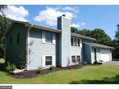 Oak Grove Single Family Home For Sale: 20359 Raven Street NW