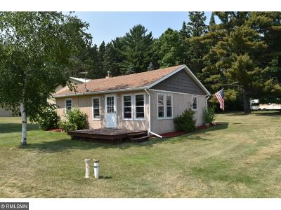 Brainerd Single Family Home For Sale: 16013 Nokay Lake Road