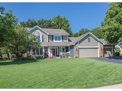 Andover Single Family Home For Sale: 14962 Bluebird Street NW