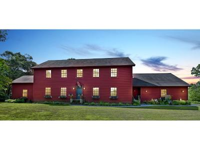 Brainerd Single Family Home For Sale: 7195 Lone Oak Road