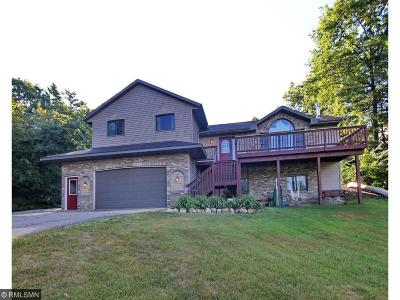 Brainerd Single Family Home For Sale: 16437 Ahrens Hill Road