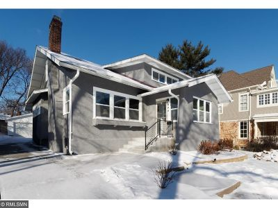 Hennepin County Single Family Home For Sale: 444 Newton Avenue S